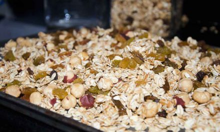 Better than Bare Naked®: How to Make Homemade Granola