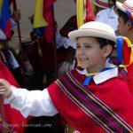 A proud Ecuadorian