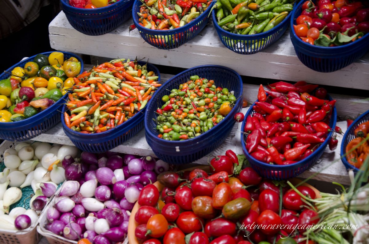 Iñaquito – Most Colorful Market in Quito