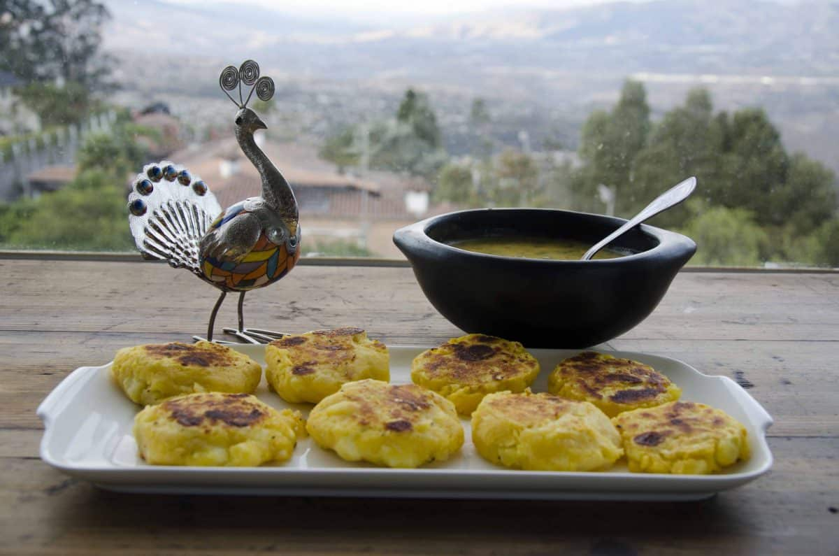 Llapingachos – The Potato Pancake of Ecuador