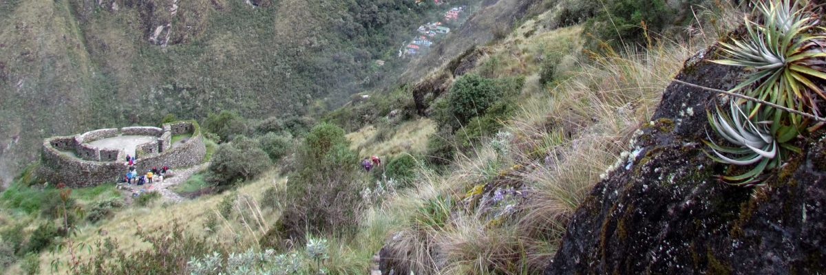 Camino del Inca – 5 Steps at a Time