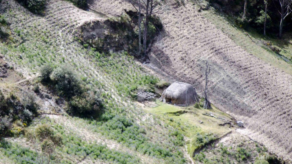 A Farmer's Hut