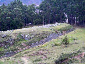 Site of Q'engo