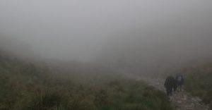 Far side of Warmiwañuska