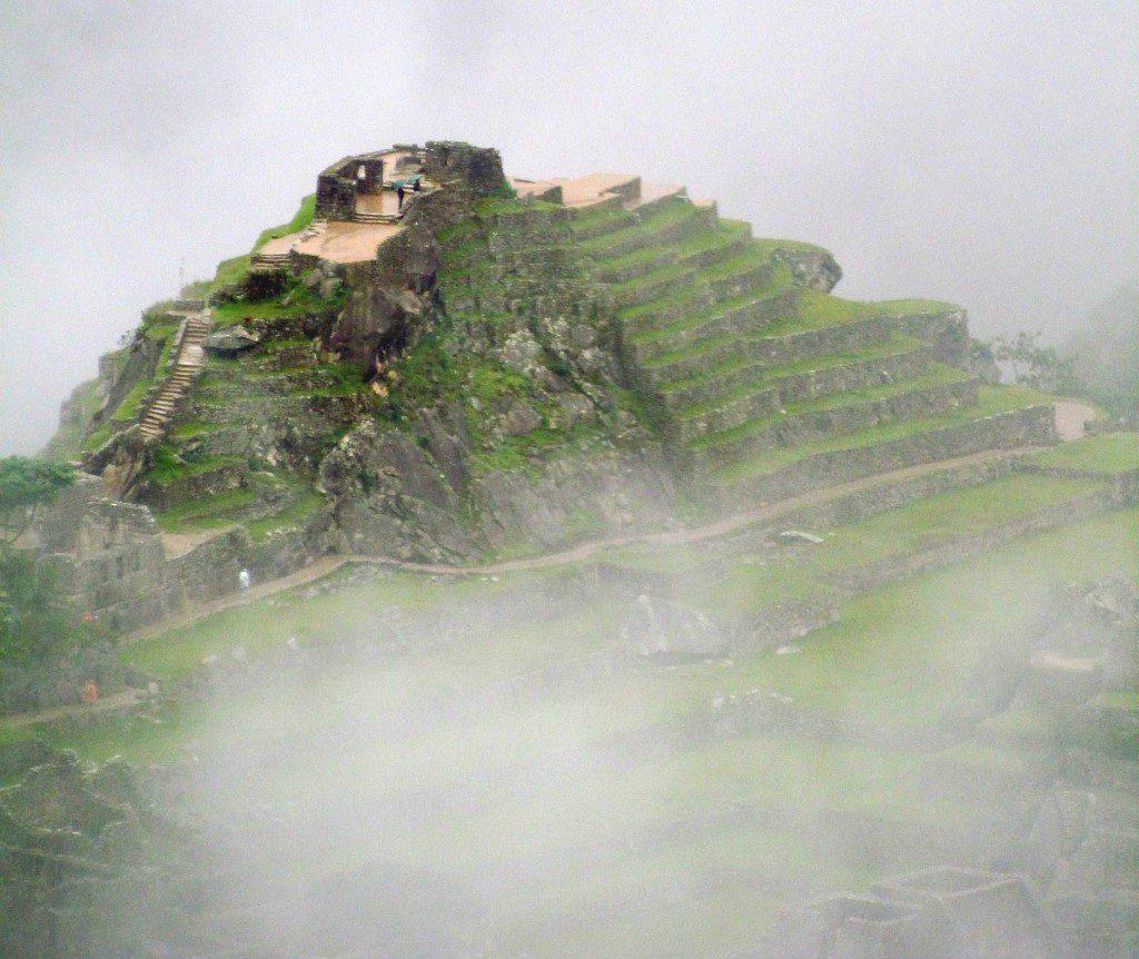 Intihuatana Astronomical Center of Machu Pichhu