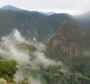 Wayna Picchu or Young Peak
