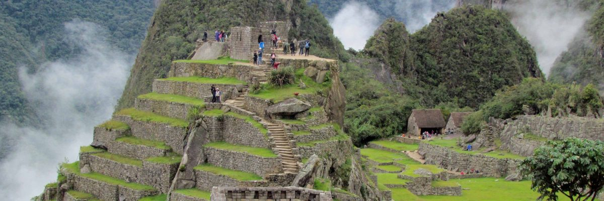 The Old Peak – Machu Picchu