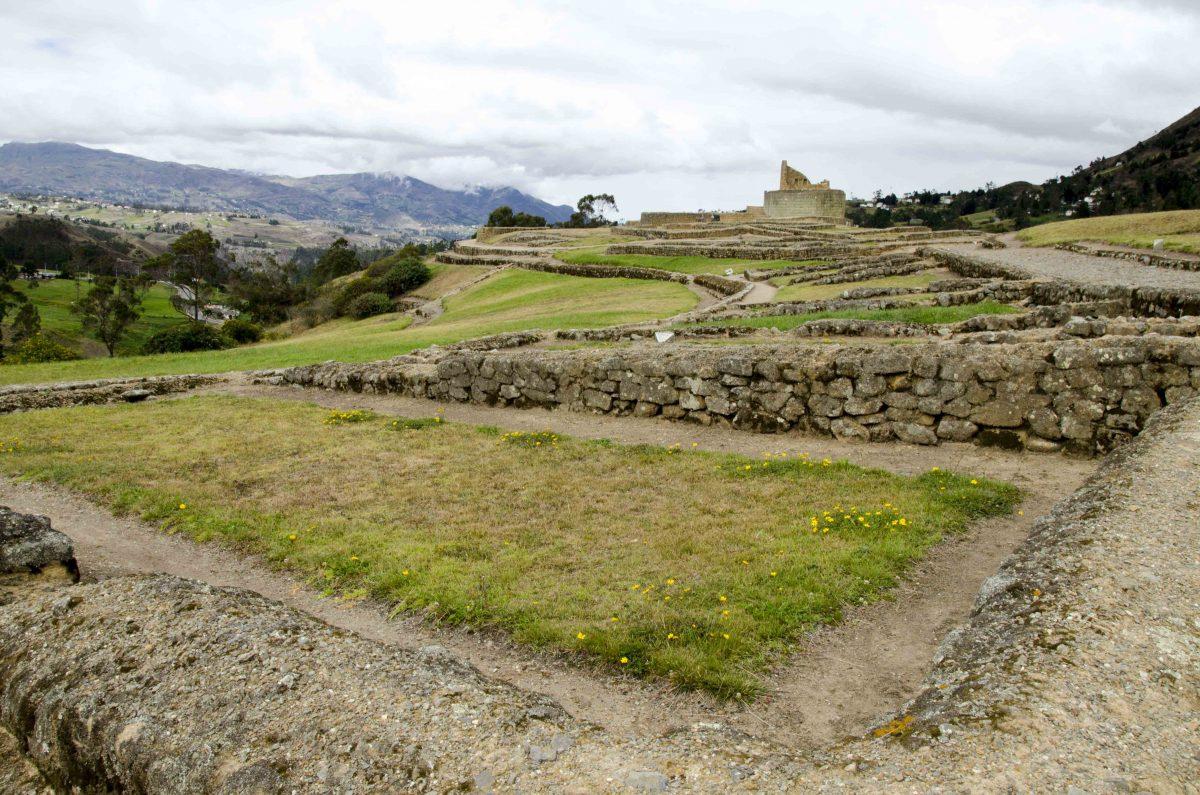 Best View, Ingapirca, Cañar Province, Ecuador