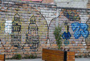 Street Art on Calle Larga