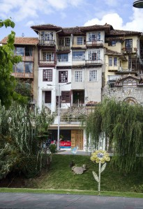 Houses near the River
