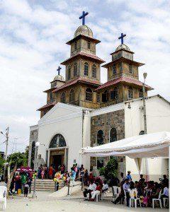 Church in Valdivia