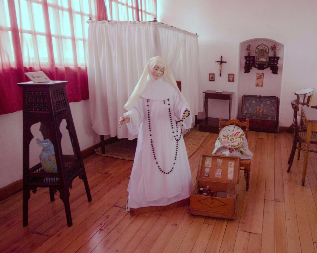 A Dominican Nun's Room