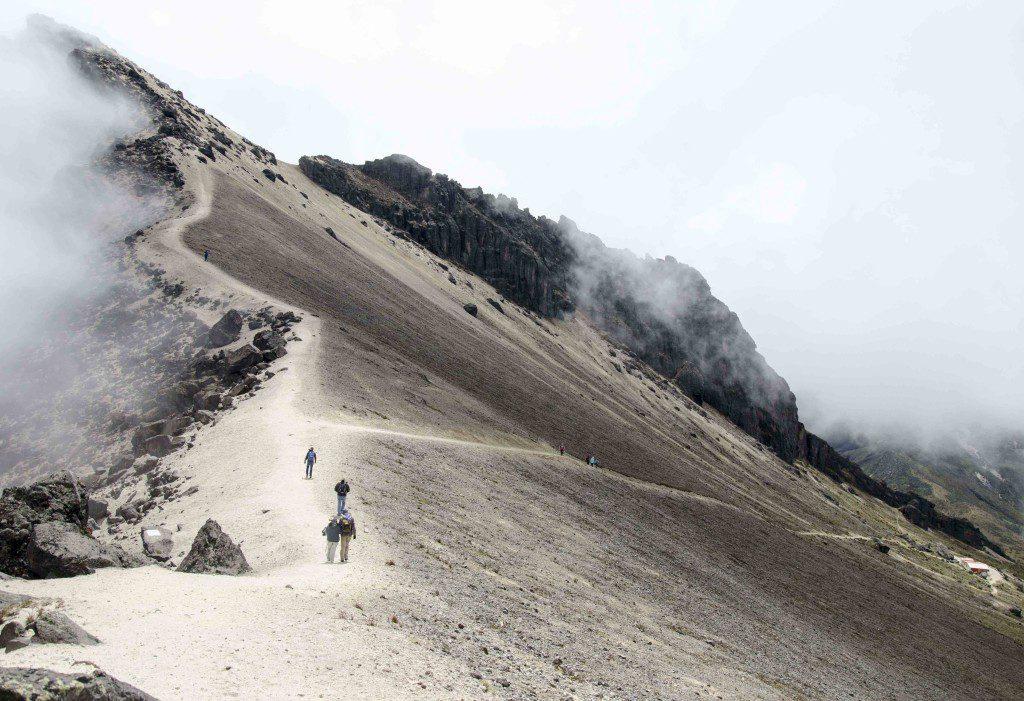 Split in the Trail