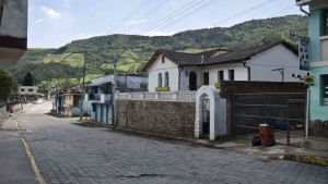 Typical Street in LLoa