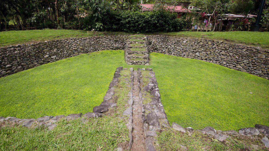 Half Circle Pool
