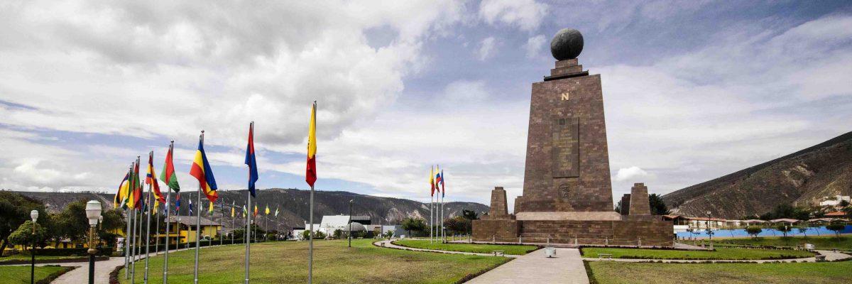 Mitad del Mundo, San Antonio, Quito, Ecuador
