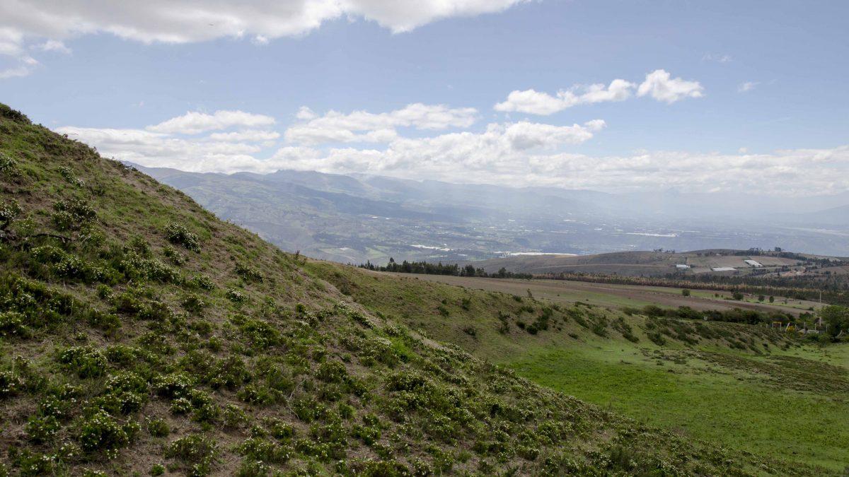 View of the Valley, Cochasquí, Ecuador | ©Angela Drake / Not Your Average American