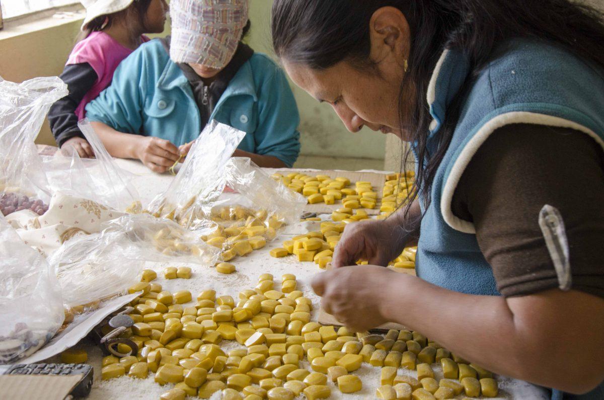 Tagua Workshop in Calderon