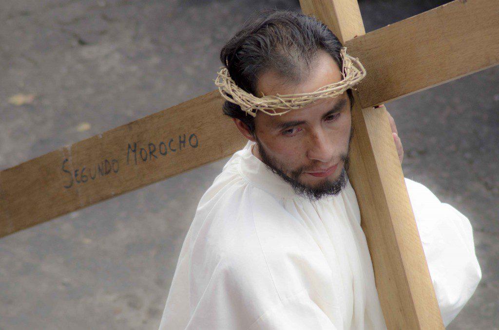 Honoring Christ's Path to Calvary