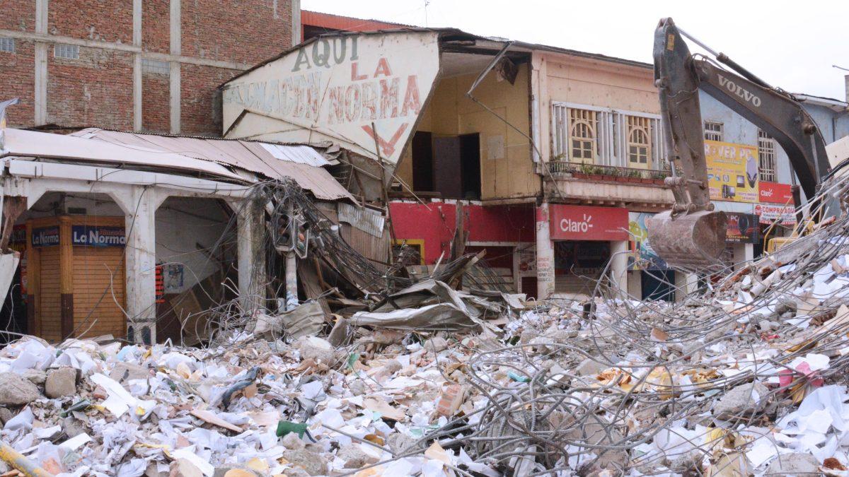 Donate Cash to Ecuador
