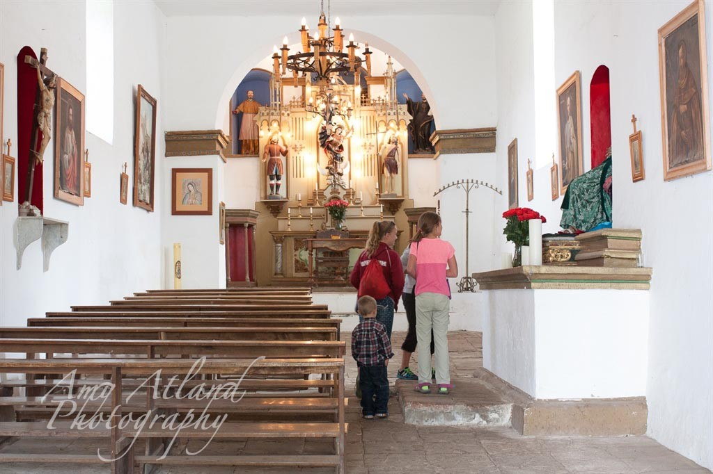 Rose Hacienda Chapel