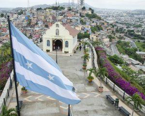 View the Iglesia Santa Ana