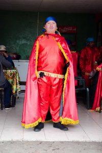 Proud Parade Particpant, Guamote