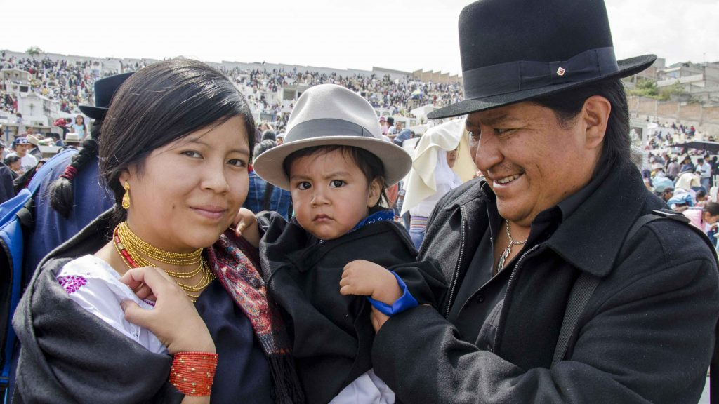 Día de los Difuntos, Otavalo