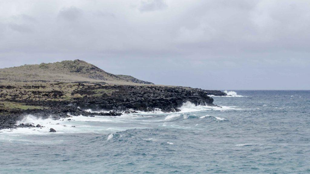 Puerto Chino, View of Coast