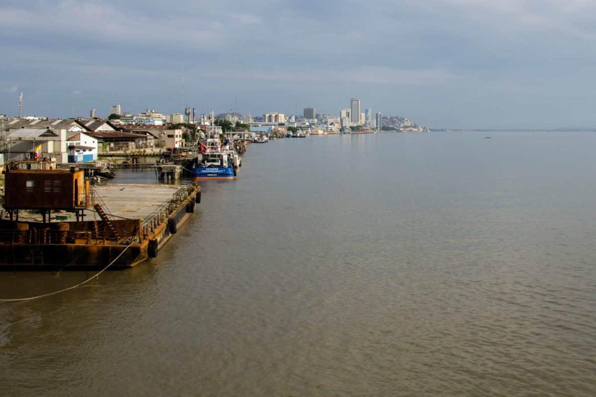 The Docks, Guayaquil, Ecuador | © Angie Drake / Ecuador Por Mis Ojos