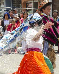 Carnaval in Guaranda