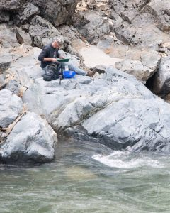 Gold Panning - Buttermilk Bend