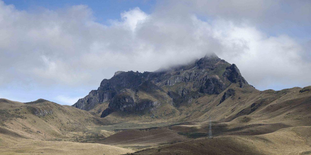 Hiking Pichincha Via The Teleferico