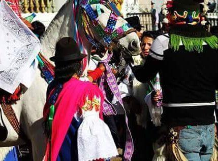 San Juan de Zuleta, Inti Raymi; sent by Jacquie Granda