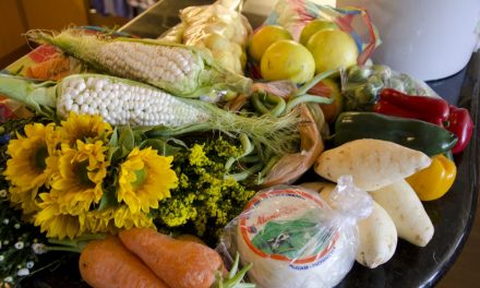 The Outdoor Farmer's Market – Quiteño Style