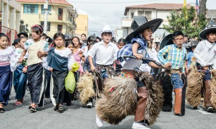 Intiraymi in Cotacachi: Dancing For A Good Harvest