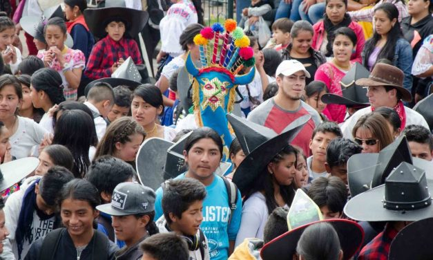 The Faces of Inti Raymi