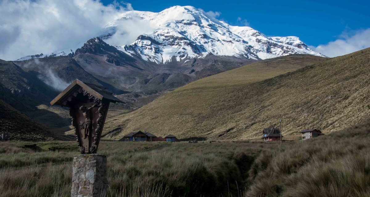 The Chimborazo Lodge