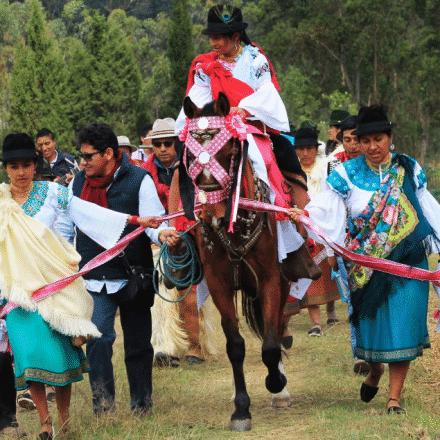 San Juan de Zuleta, Inti Raymi in Zuleta