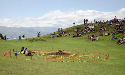The Andean New Year Celebration of Cochasquí