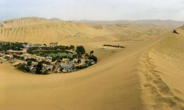 What To Do in Huacachina, Peru