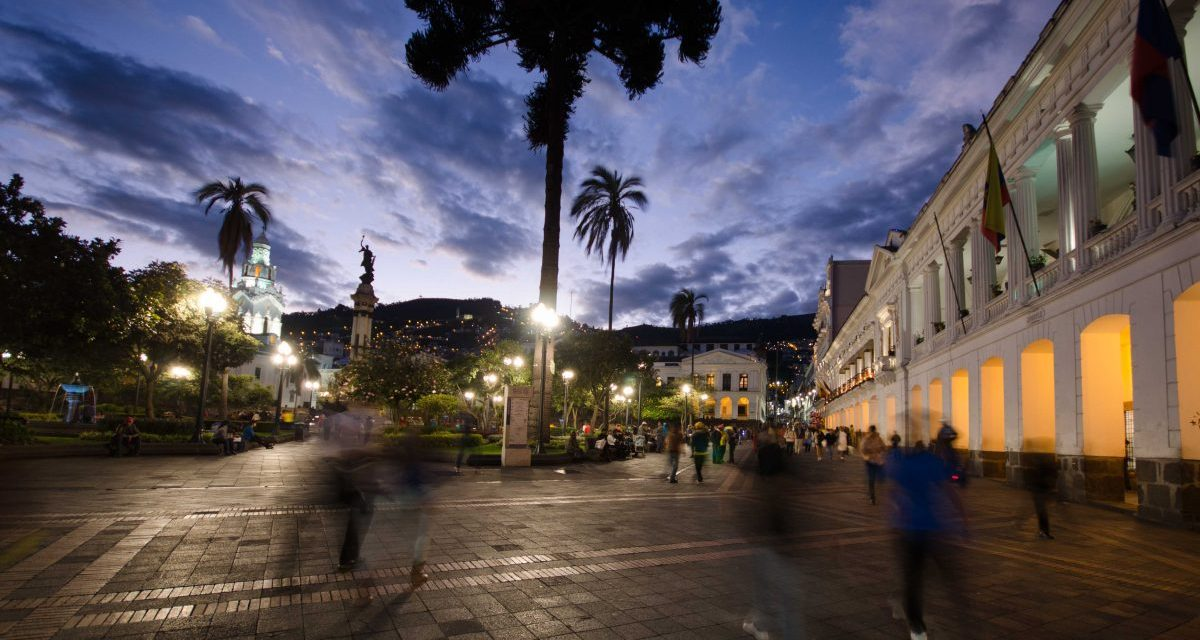 An Allegedly Unsafe Quito Rebuts the NY Times