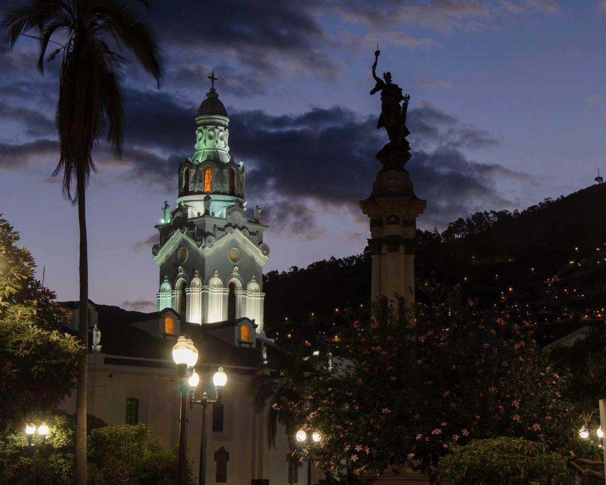 The City Cathedral, Plaza de Independencia, Quito, Ecuador | © Angela Drake
