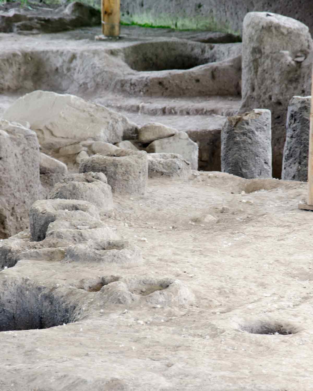 Ancient Stonework, Rumipamba, Quito, Ecuador | ©Angela Drake
