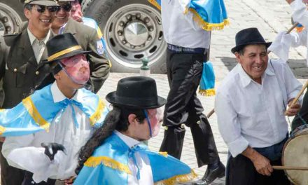 Traditional Corpus Christi Celebrations in Ecuador
