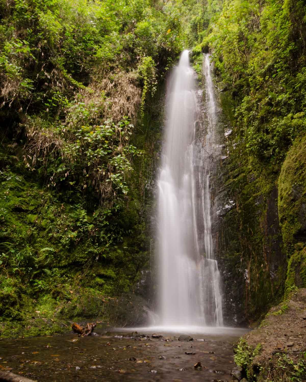 Cascada El Palto, Vilcambamba, Ecuador | ©Angela Drake