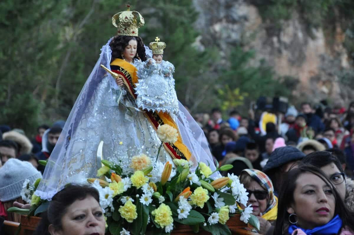 The Virgin of El Quinche | used with permission; Santuario Torreciudad, Flickr
