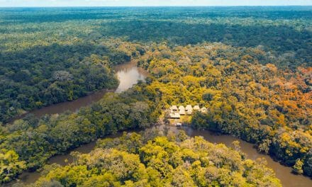 The Kichwa Amazon Lodge in Cuyabeno, Ecuador