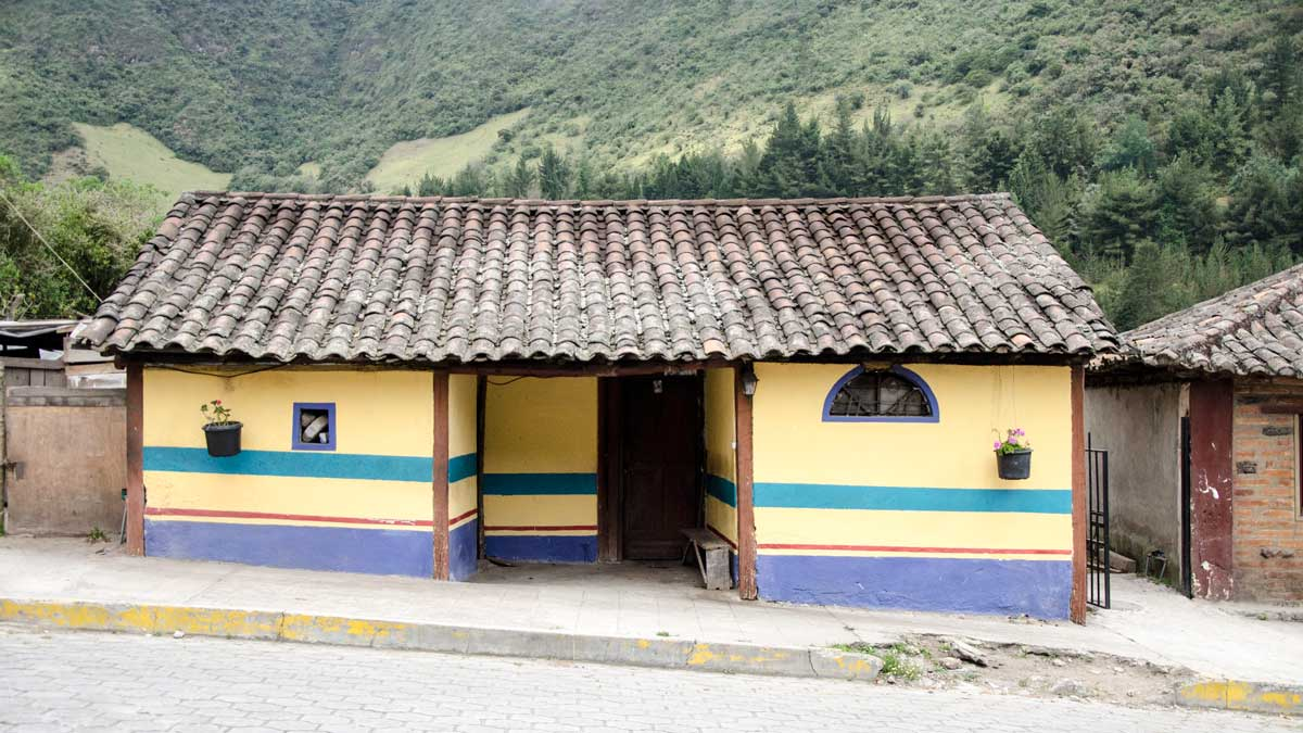 Old Home in Nono, Ecuador | ©Angela Drake