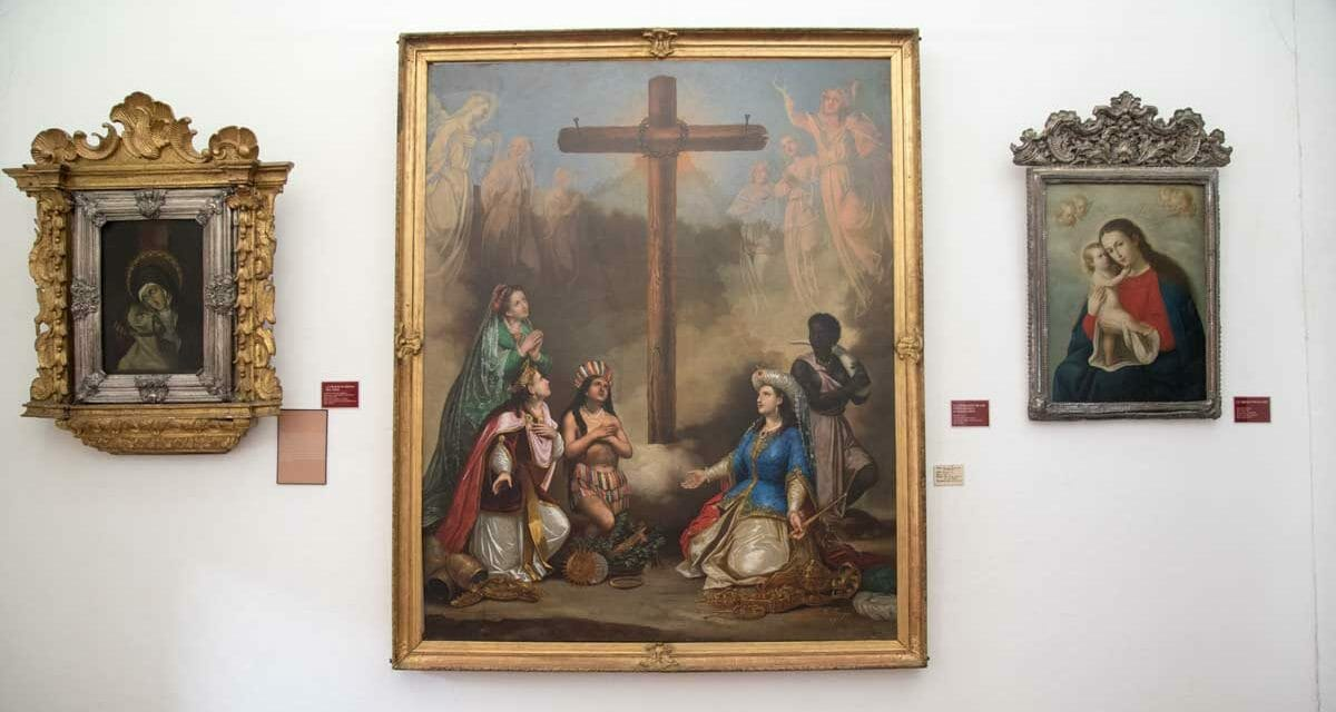 Museum of Religious Art in Popayán